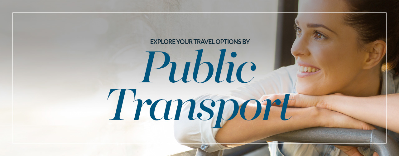 Story Homes travel by public transport
